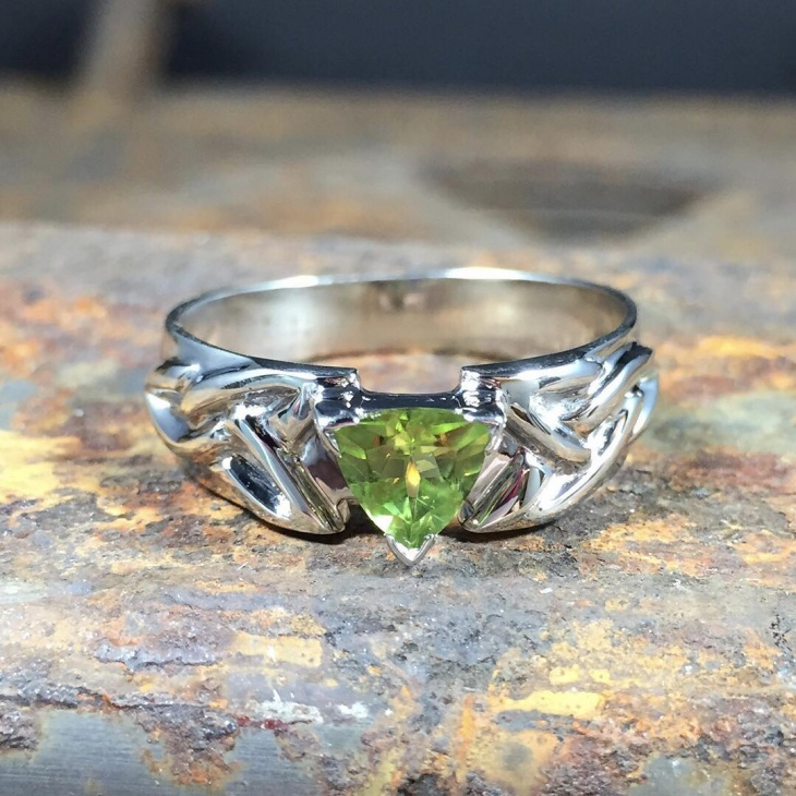 Unique Celtic Wedding Ring