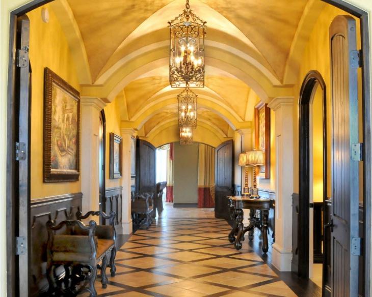 hallway porcelain floor tiles