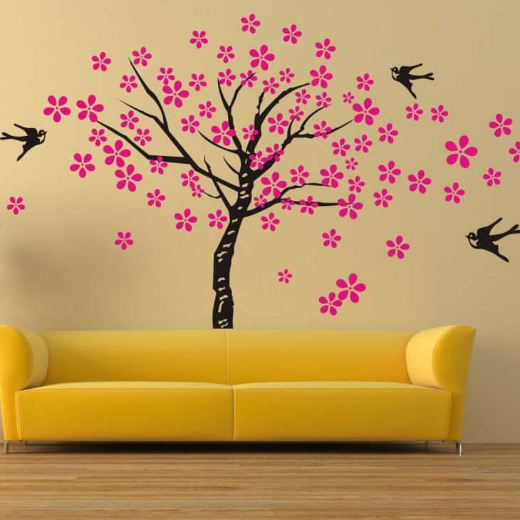 18+ Kids Room Wall Decal Designs, Ideas | Design Trends - Premium ...