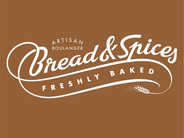 freshly baked logo design