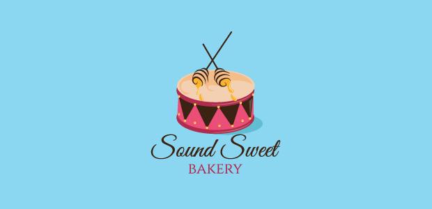 sound sweet bakery logo