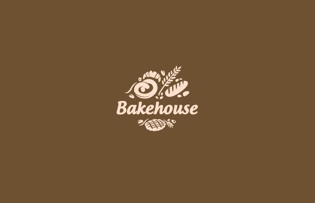 bake house logo