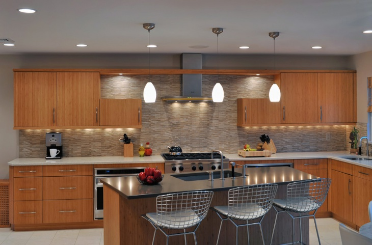 Kitchen Rustic Pendant Lighting