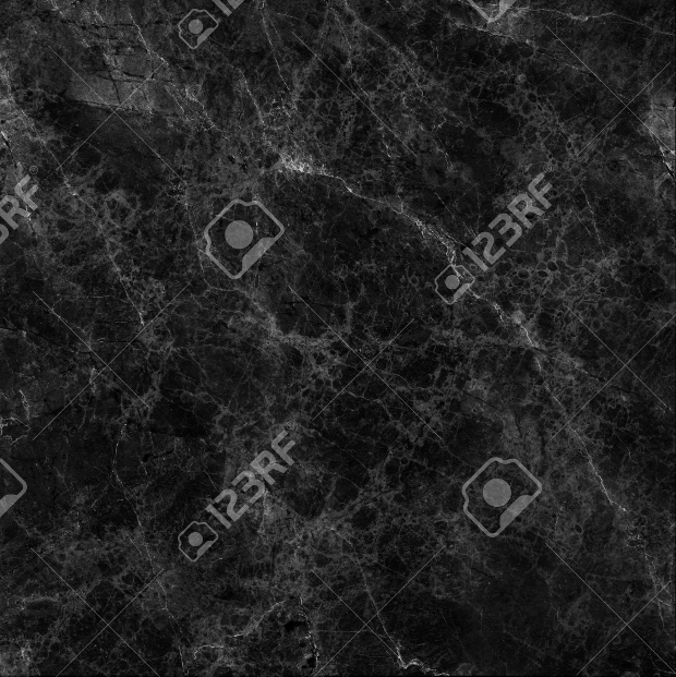 cracked black marble texture