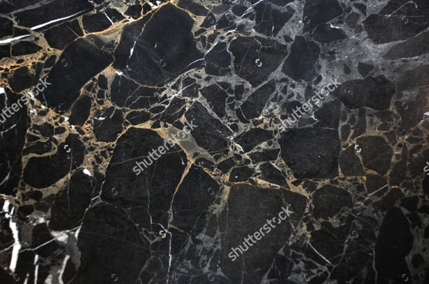 black marble scratched stone texture