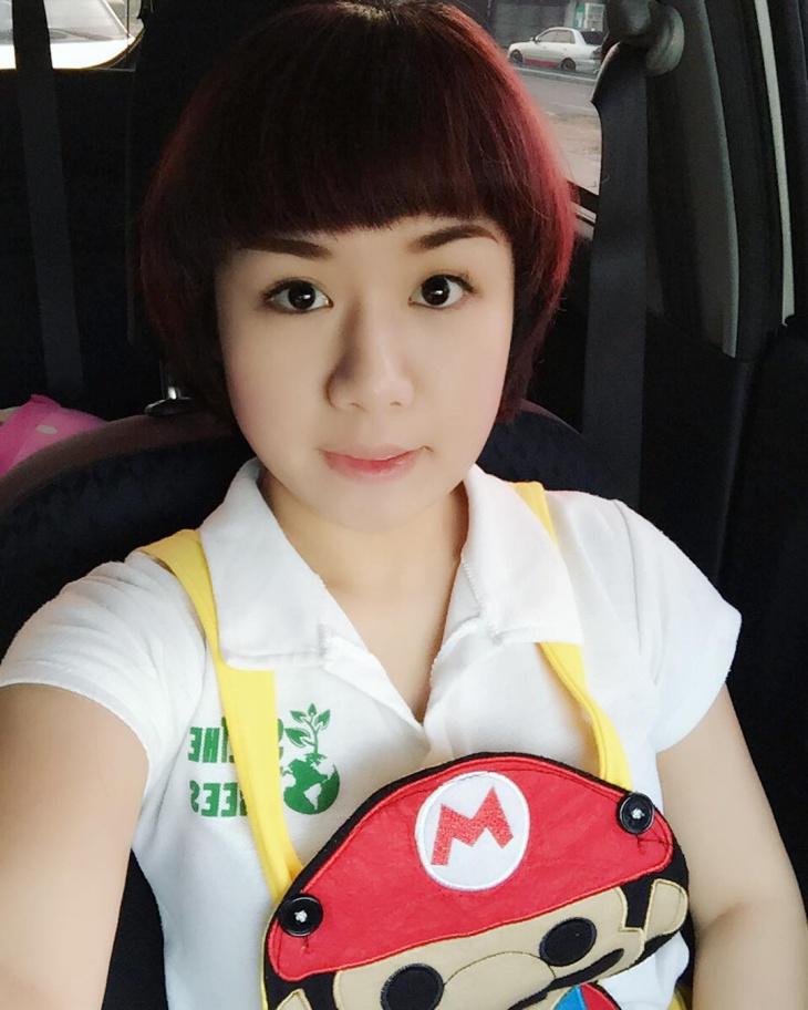 Cute Mushroom Hairstyle Design