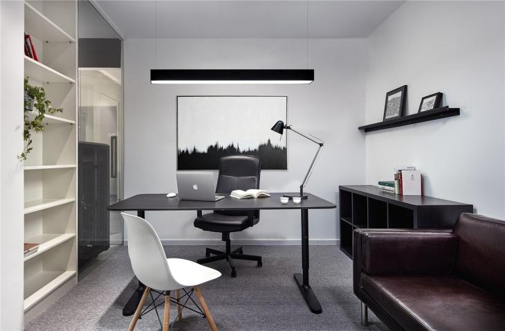 custom modular office workstation