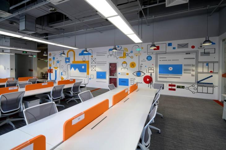 open modular office design