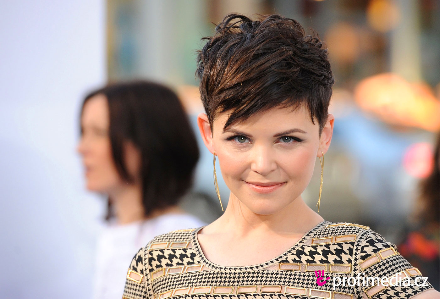 ginnifer goodwin short emo pixie cut idea
