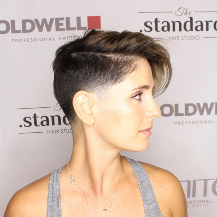 comb over pixie haircut