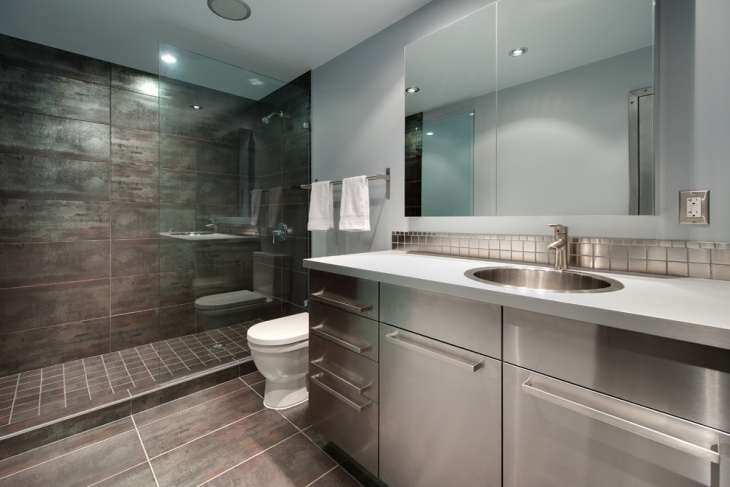 19 half bathroom designs ideas design trends premium for Bathroom design vancouver