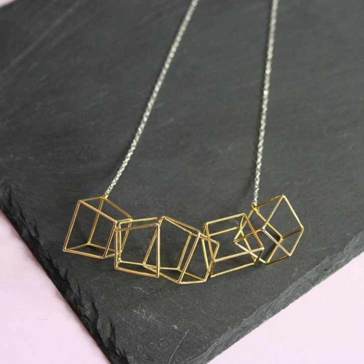 Simple Geometric Jewelry