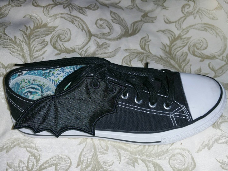 Bat Winged Shoes