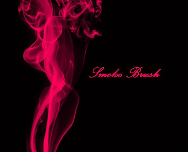 Photoshop Abstract Smoke Brushes