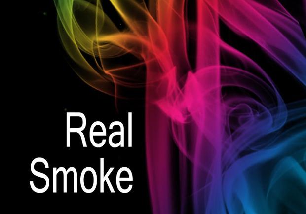 Real Smoke Photoshop Brushes Set