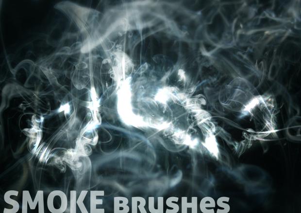 Thick Smoke Brushes