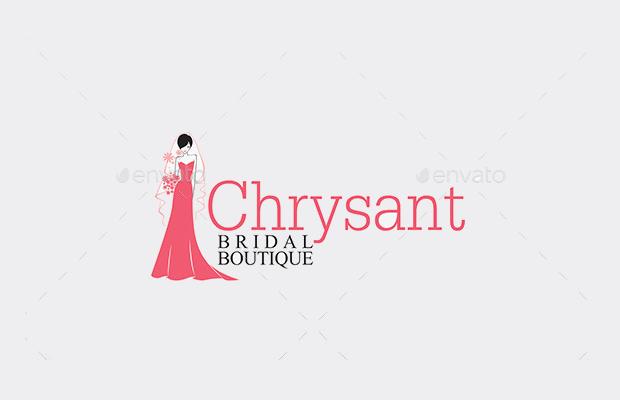 bridal boutique logo