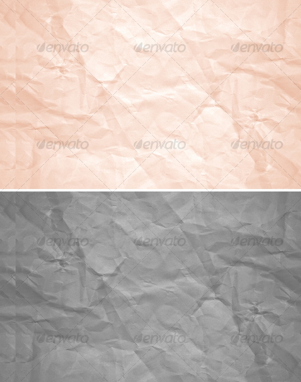 high resolution wrinkled paper texture