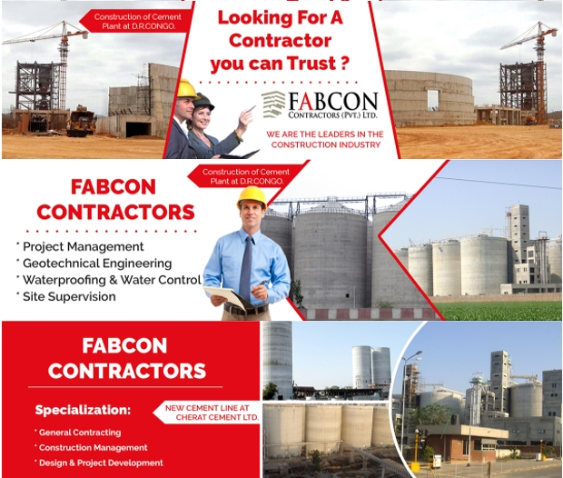 construction company website banners