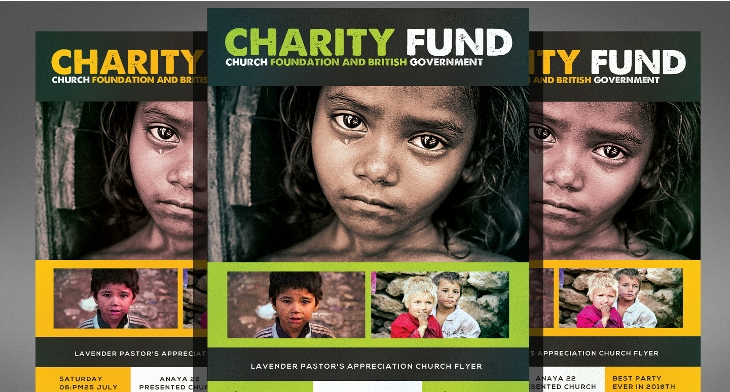 21 charity flyer templates and designs ai psd word design