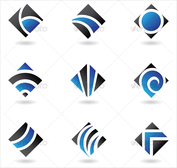 blue diamond icons1