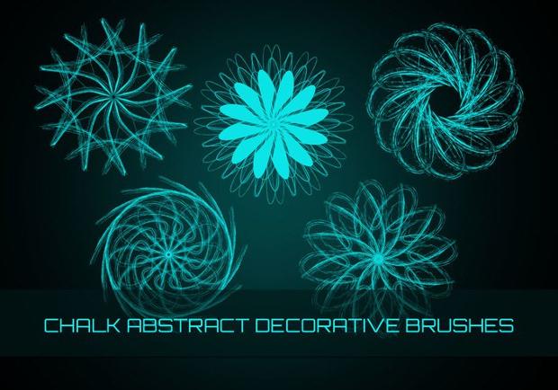 Chalk Decorative Brushes