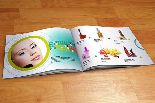 Cosmetic Products Brochure