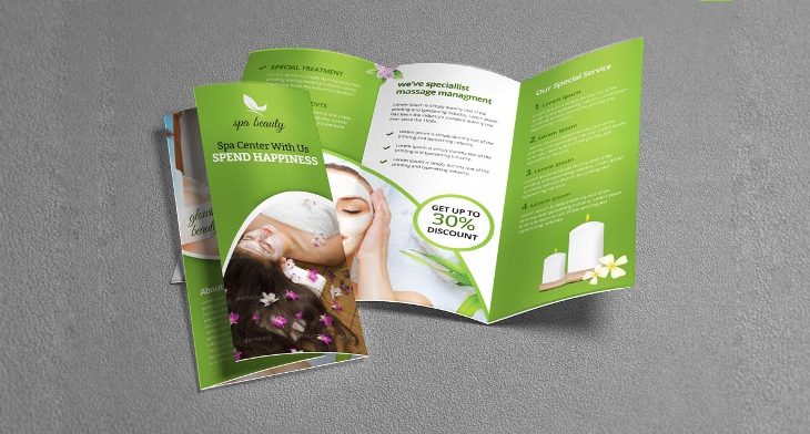 22 Beauty And Cosmetic Brochure Designs Template Ai Psd Docs Pages