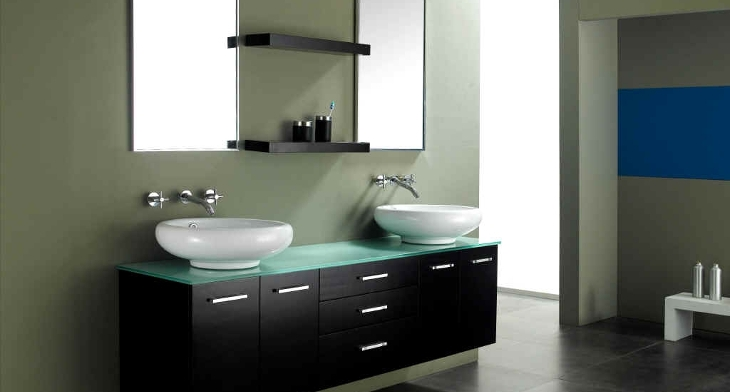 Powder Room Vanity Designs