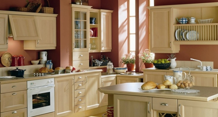 Vintage Kitchen Ideas: 17+ Vintage Kitchen Cabinet Designs, Ideas