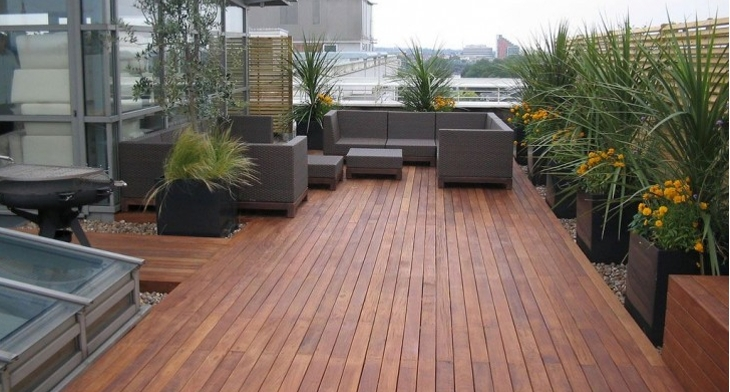 17+ Wooden Deck Designs, Ideas | Design Trends - Premium ... on Wood Patio Ideas id=21451