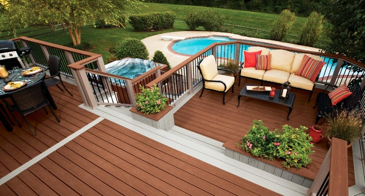 48 Platform Deck Designs Ideas Design Trends Premium PSD Impressive Backyard Deck Design Ideas Design