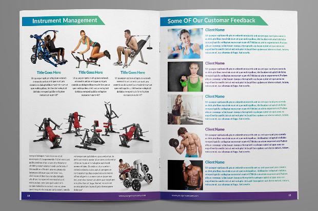 Fitness Guideline Brochure