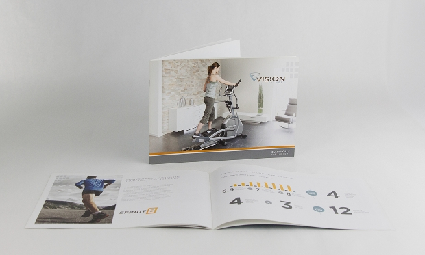 Vision Fitness Product Brochure