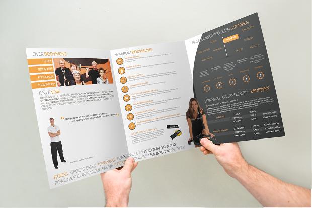 BodyMove Fitness Brochure