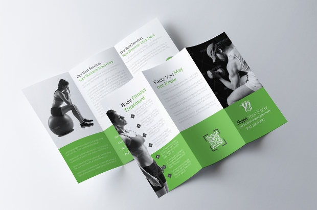 Body Fitness Brochure