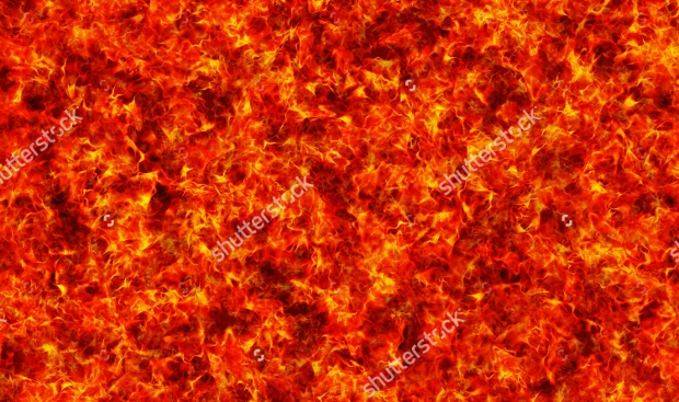 abstract fire texture design