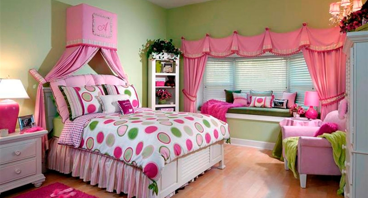 Wonderful Little Girls Room Ideas
