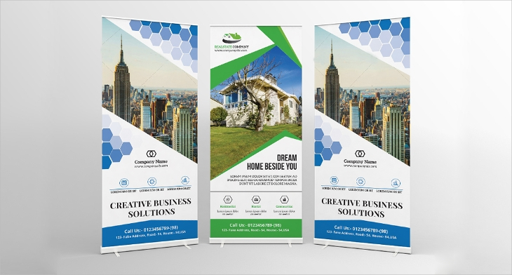 16 Real Estate Banners Free Psd Ai Vector Eps Format
