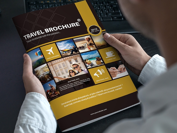18 Travel Agency Brochures Free Psd Ai Indesign Vector Eps