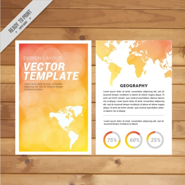 Beautiful Travel Agency Brochure