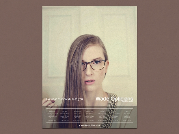 Opticians Magazine Advertisement