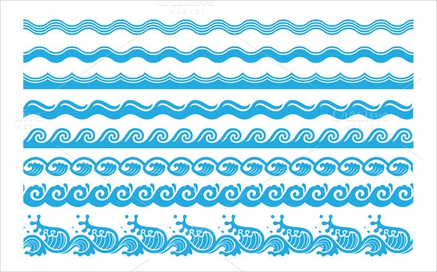 Wave Brush for Photoshop