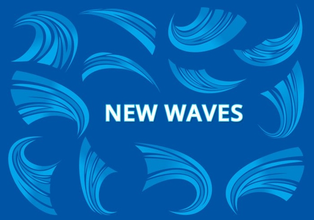 new waves brushes