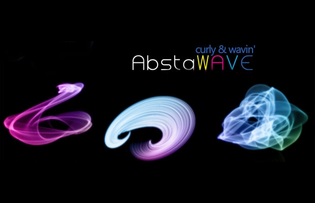 abstract smoke wave photoshop brushes