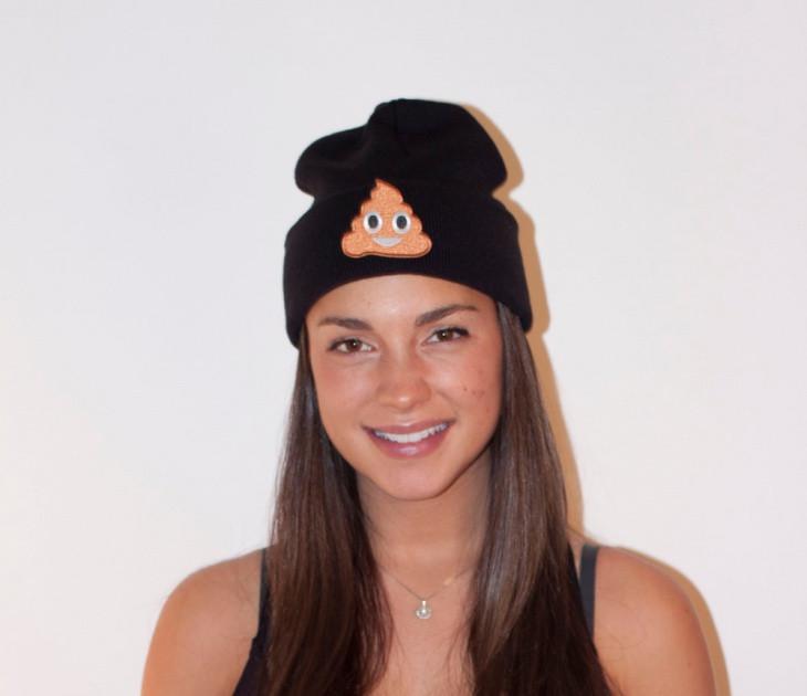 emoji beanie hat