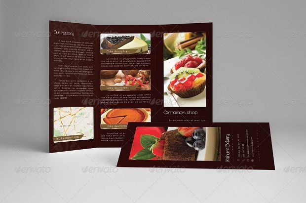Bakery and Confectionery Brochure