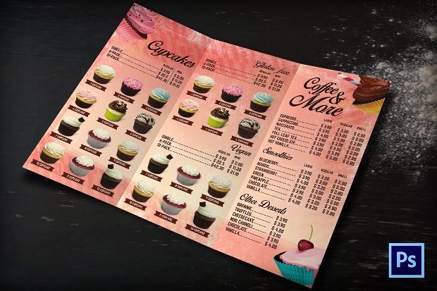 15+ Bakery Brochures - Free PSD, AI, InDesign, Vector EPS Format ...