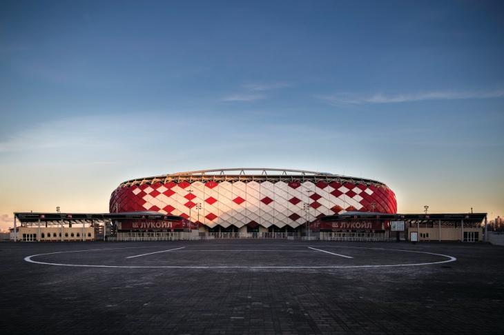 stadium fa%c3%a7ade