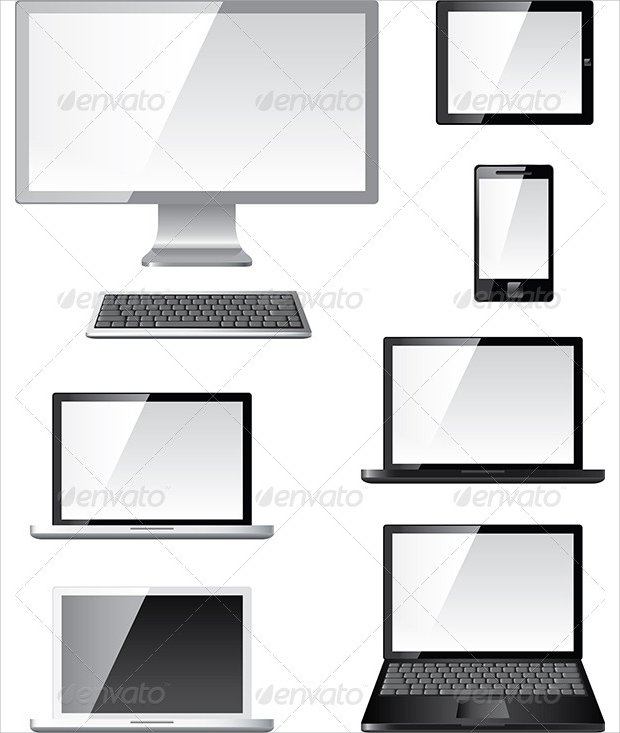digital computer device vector set